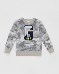 GapKids - Logo Crew Sweater - Teens