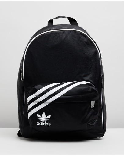 Adidas Originals Nylon Backpack Black