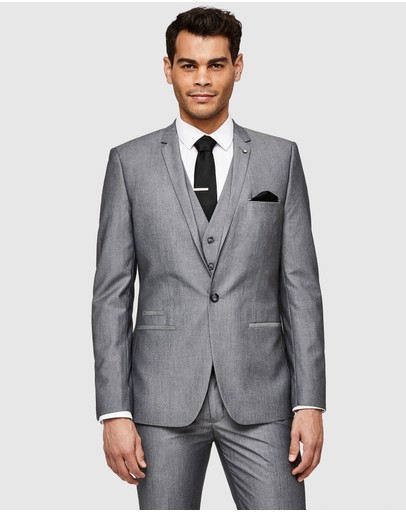 f5d88f8d6b5b4 Suits & Blazers | Buy Mens Suits & Blazers Online Australia- THE ICONIC