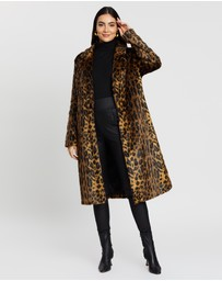 Unreal Fur - Long Weekend Coat