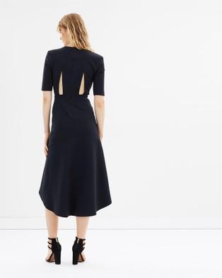 LIFEwithBIRD – Woodbine Dress Black
