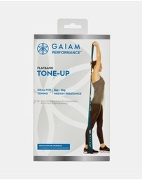 Gaiam - Performance Flatband Tone-Up
