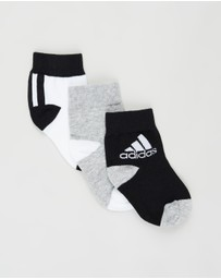 adidas Performance - Ankle Socks 3-Pack - Babies