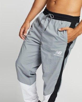 New Balance Kl2 Warmup Pants - Track Pants (Black)