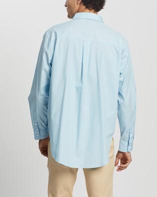 Justin Cassin Ander Shirt - Casual shirts (Blue)