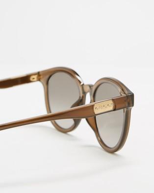 Gucci GG0794SK002 - Sunglasses (Brown)