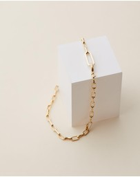 PETA AND JAIN - Sydel Chain Link Necklace