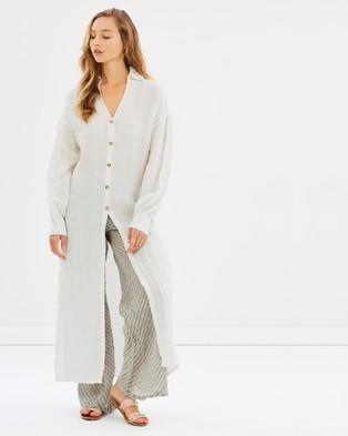 Estilo Emporio – Vatusso Shirt Pure White