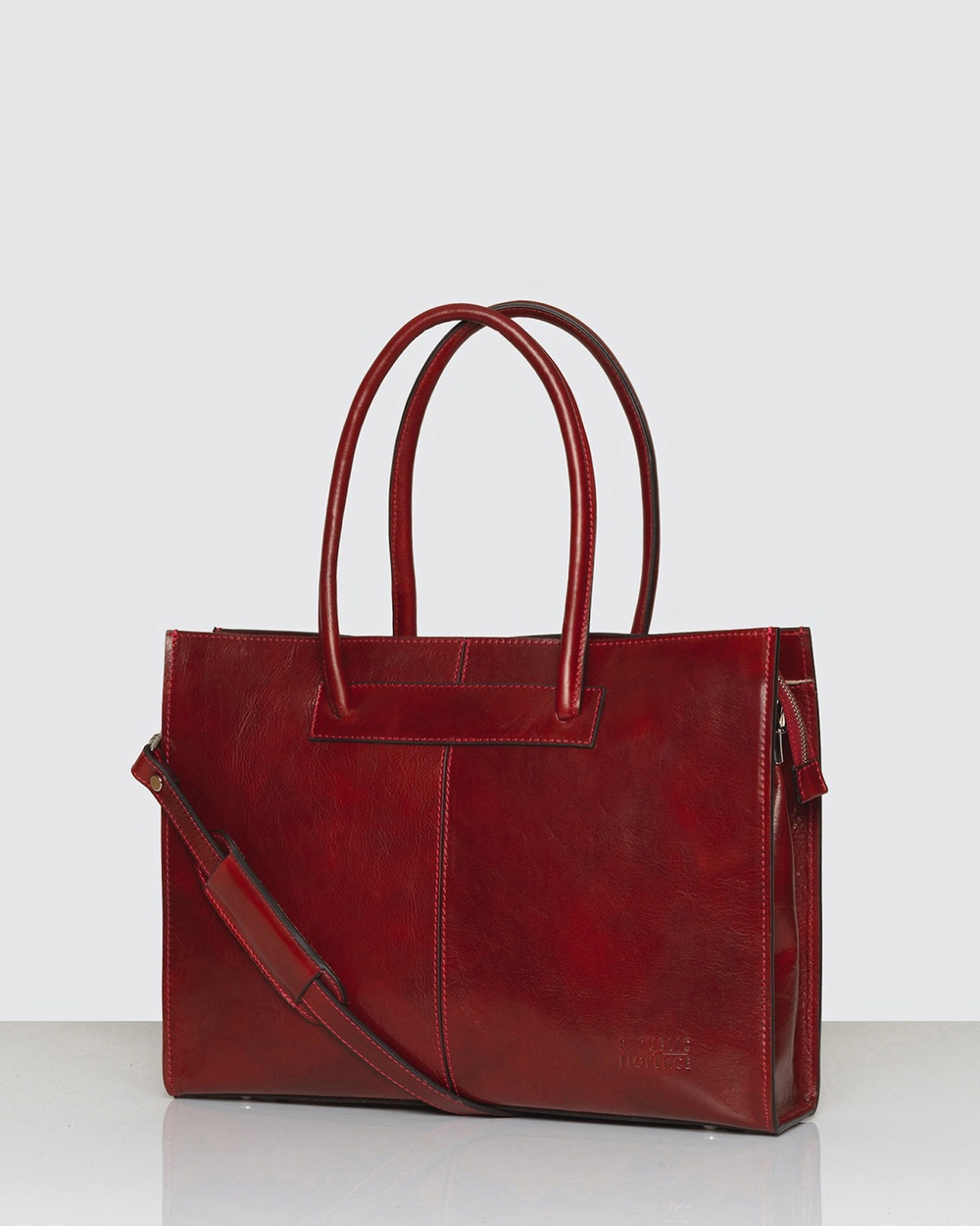 Florence The Bags Red