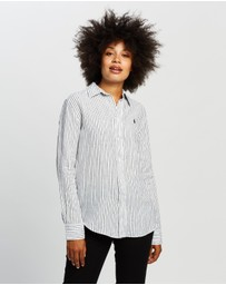 Polo Ralph Lauren - Relaxed Long Sleeve Shirt - Exclusives