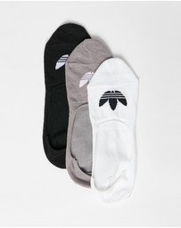 adidas Originals - No-Show Socks 3-Pack - Unisex