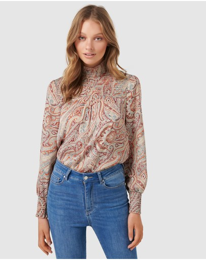 45456845a Tops | Buy Womens Tops & Blouses Online Australia- THE ICONIC
