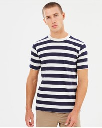 Norse Projects - James Rugby Stripe Tee