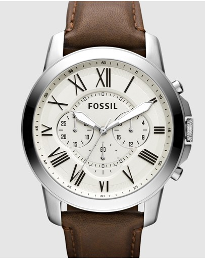 Fossil - Grant Chronograph Watch