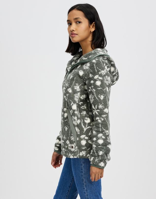 Women Campshire Fleece Pullover Hoodie 2.0