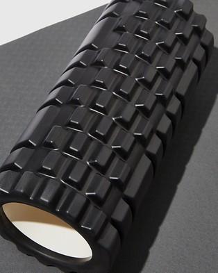 Cotton On Body Active Foam Roller - Training Equipment (Black)