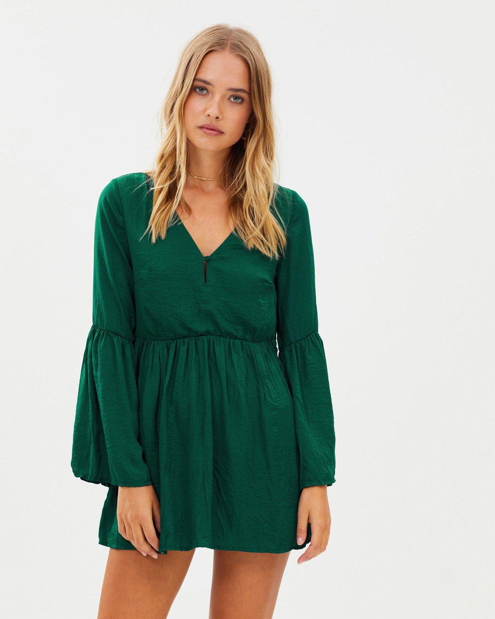Toby Heart Ginger The Starry Eyed Dress Dresses Emerald The Starry Eyed Dress