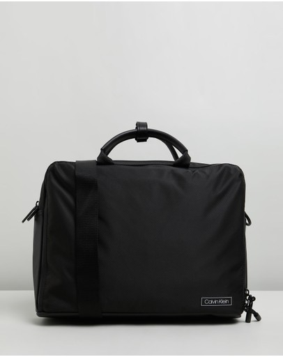 Calvin Klein - Revealed Laptop Bag