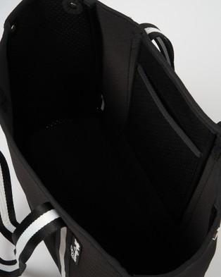 Miz Casa and Co California Neoprene Tote Bag - Bags (Black)