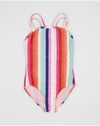 GapKids - Crazy Stripe One-Piece - Teens