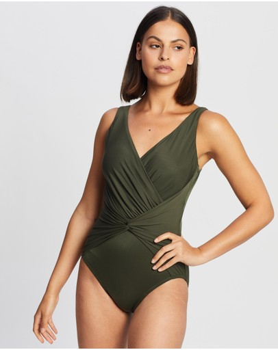 Miraclesuit Rock Solid Twister Olivetta