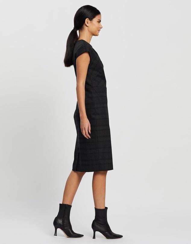 Women Milena Wool Blend Dress