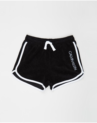 Calvin Klein - CK Wave Beach Shorts - Teens