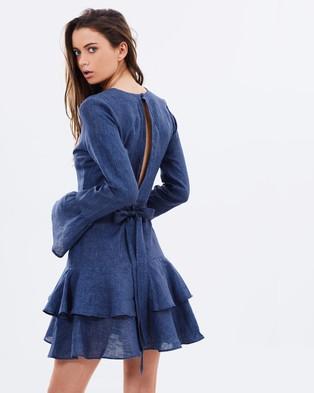 Backstage – Layla Dress Denim