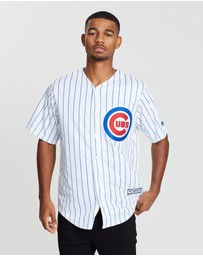 Majestic - Chicago Cubs Cool Base Home Jersey