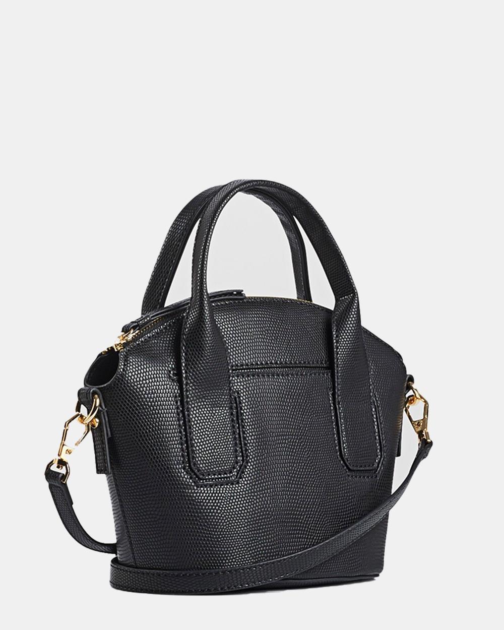 Naturalizer Kiley Shoulder Bag Handbags Black Handbags Australia