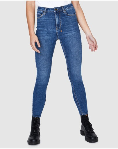 Ksubi Hi N Wasted Jeans Denim