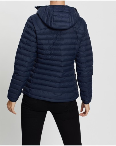 Fjallraven Expedition Lätt Hooded Jacket Navy