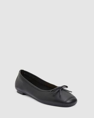 Sandler Alexa - Ballet Flats (BLACK)