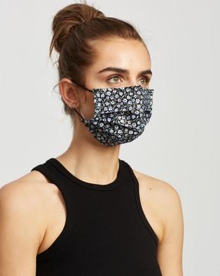 M.N.G Face Mask   2 Pack - Face Masks (Pastel Purple)