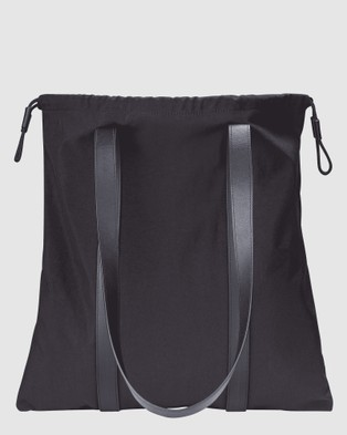 The Horse The Sunday Bag - Beach Bags (Black)