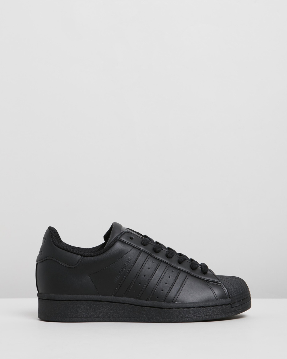 adidas Originals Superstar Shoes Sneakers Black