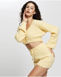REVERSE - Cardi Sweat Set