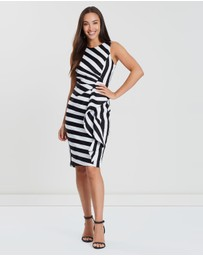 Forcast - Shelby Asymmetrical Dress