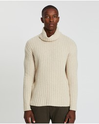 NN.07 - Davies Wool Roll Neck Jumper