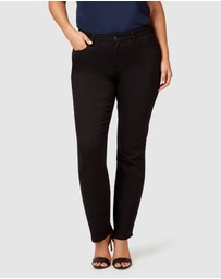 Jeanswest - Curve Embracer Slim Straight Jeans