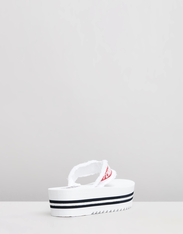 Tommy Hilfiger - Denim Mid Beach Sandals
