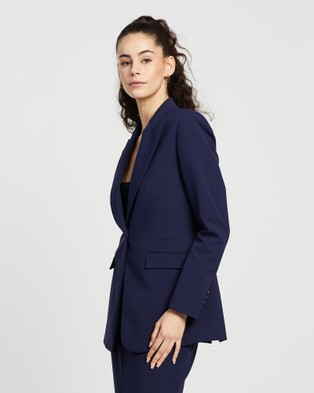 Farage Eleanor Jacket - Blazers (Blue)