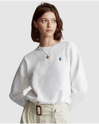 Polo Ralph Lauren - Long Sleeve Pullover Knit