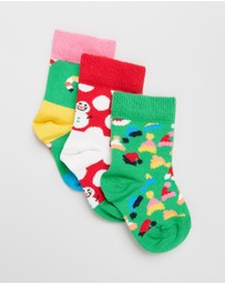 Happy Socks - Holiday Gift Box - Kids