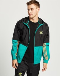 adidas Originals - Two-Tone Windbreaker - Men's