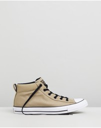 Chuck Taylor All Star Street Mid - Men's