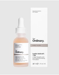 The Ordinary - Lactic Acid 10% + HA