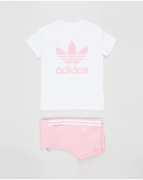 adidas Originals - Short & Tee Set - Kids