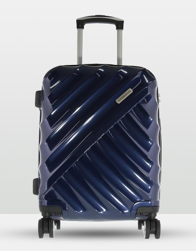Women Bendigo Polycarbonate Luggage 3 Piece Set