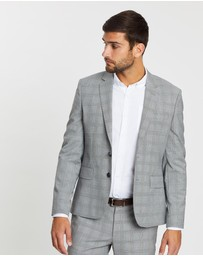 Marcs - Ritchie Check Suit Jacket